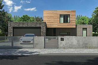Projekt rodinného domu - Complex