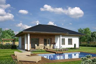 Projekt bungalovu - Tagi