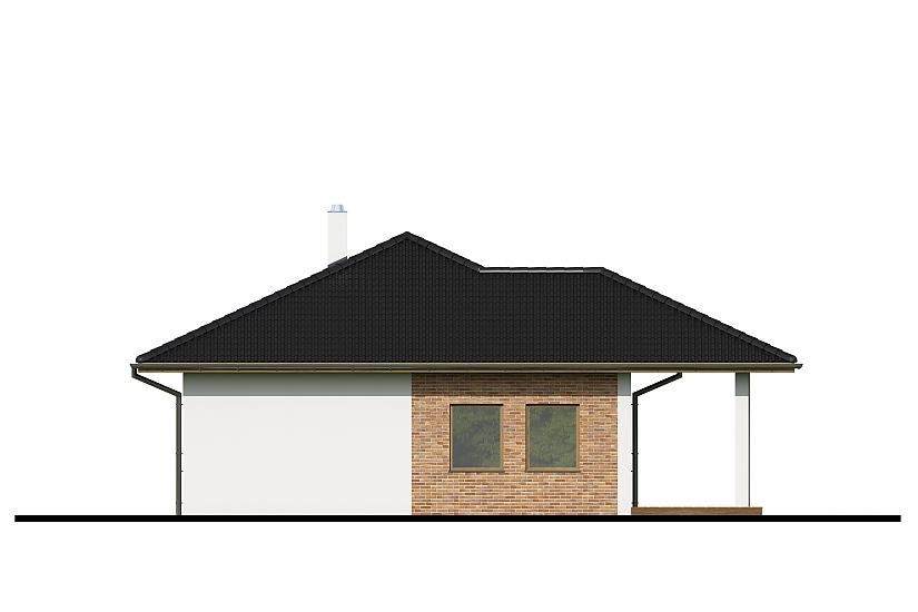 Projekt rodinného domu Tagi obr.988