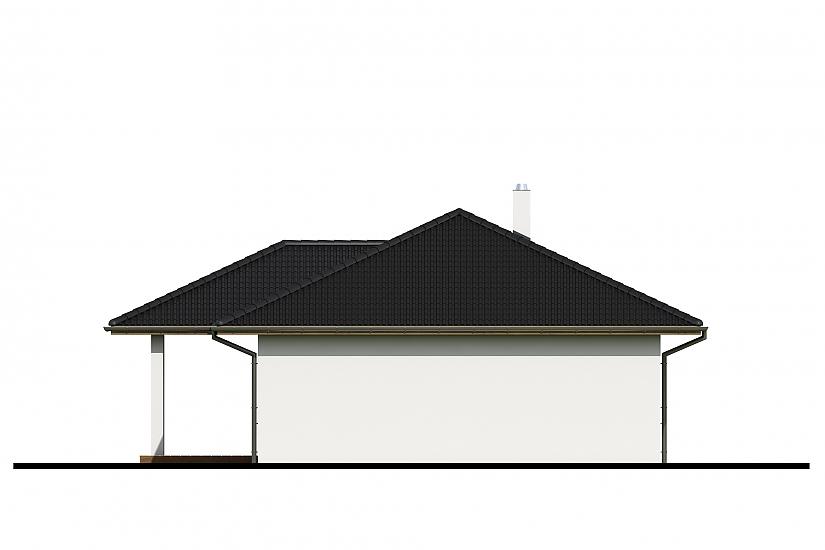 Projekt rodinného domu Tagi obr.990
