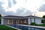 Projekt bungalovu Palmer 608 obr.1007