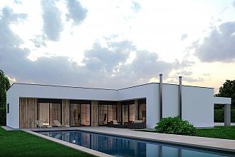 Projekt bungalovu - Palmer 607
