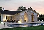 Projekt bungalovu Palmer 604 obr.1014