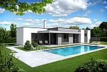 Projekt bungalovu Palmer 602 obr.1029