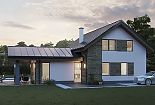 Projekt rodinného domu Poly obr.1031