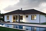 Projekt bungalovu Palmer 603 obr.1034