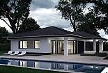 Projekt bungalovu Palmer 609 obr.1039
