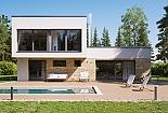 Projekt rodinného domu Pearl obr.1062