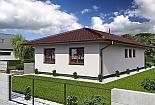 Projekt bungalovu Laguna 9 obr.69