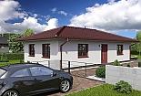 Projekt bungalovu Laguna 9 obr.70