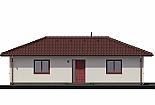 Projekt bungalovu Laguna 9 obr.72