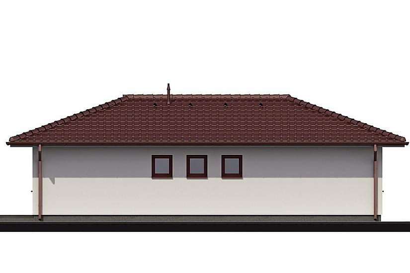Projekt bungalovu Laguna 9 obr.74