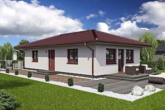 Projekt bungalovu - Laguna 9