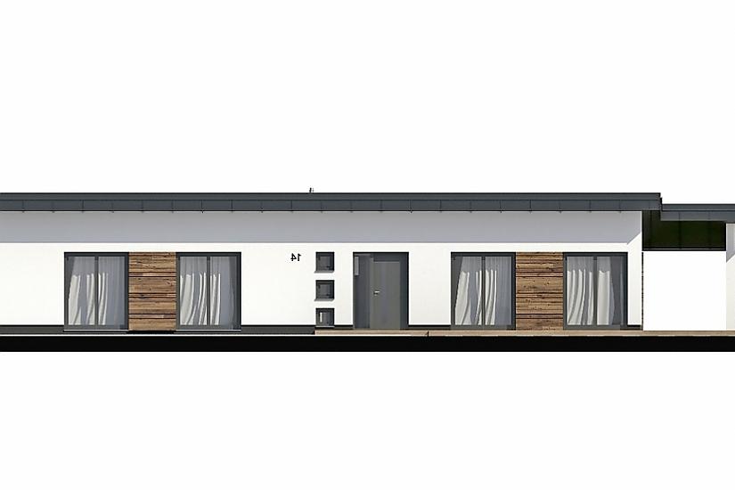 Projekt bungalovu Laguna 14 obr.100