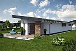 Projekt bungalovu Laguna 14 obr.101