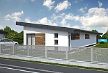 Projekt bungalovu Laguna 14 obr.96