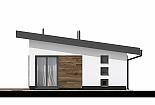 Projekt bungalovu Laguna 14 obr.97