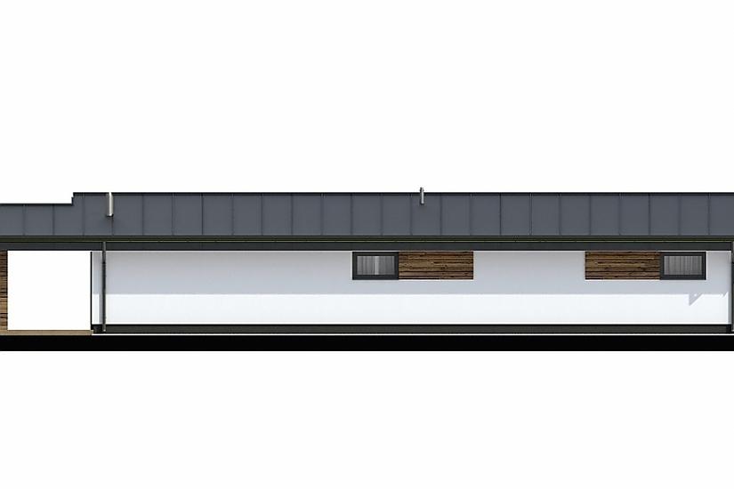 Projekt bungalovu Laguna 14 obr.98