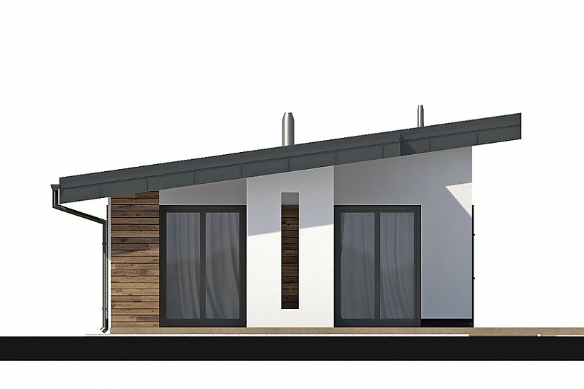 Projekt bungalovu Laguna 14 obr.99