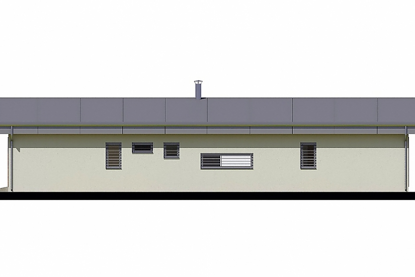 Projekt bungalovu Laguna 17 obr.116