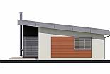 Projekt bungalovu Laguna 17 obr.117