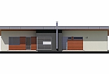 Projekt bungalovu Laguna 17 obr.118
