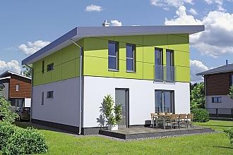 Projekt rodinného domu - Pohoda 170