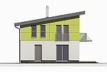 Projekt rodinného domu Pohoda 170 obr.163