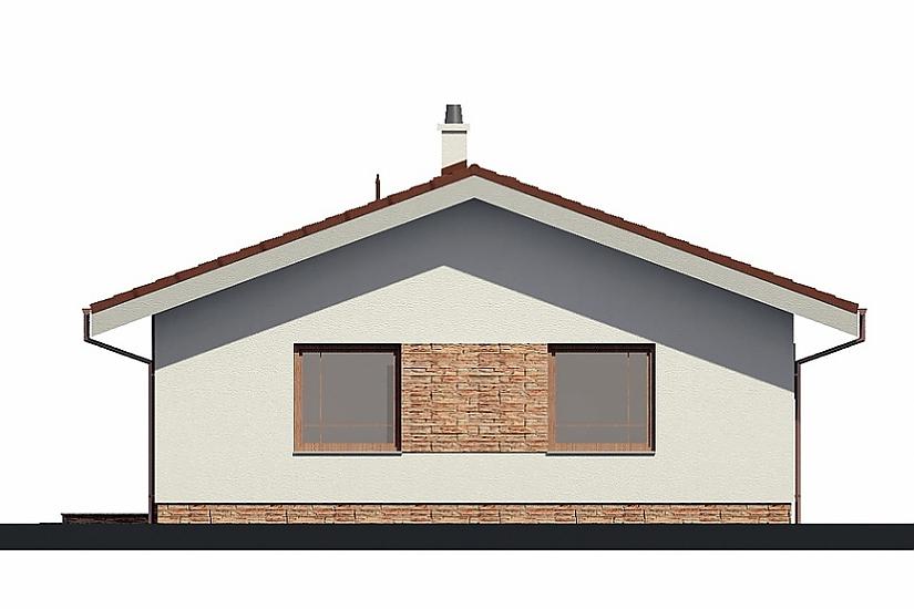 Projekt bungalovu Laguna26 obr.221