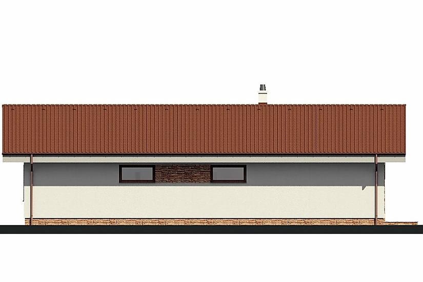Projekt bungalovu Laguna26 obr.222