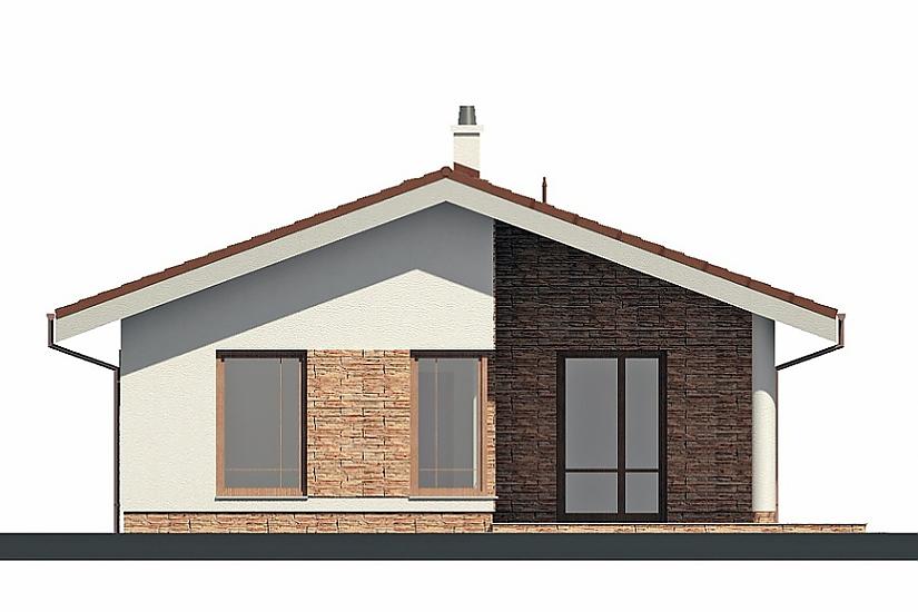 Projekt bungalovu Laguna26 obr.226