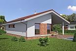 Projekt bungalovu Laguna26 obr.234