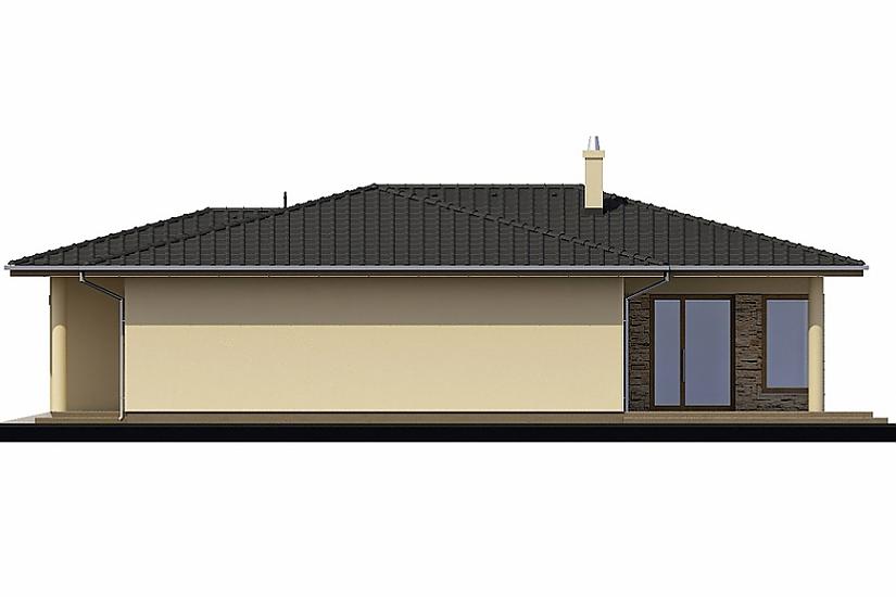 Projekt bungalovu Laguna 28 obr.270