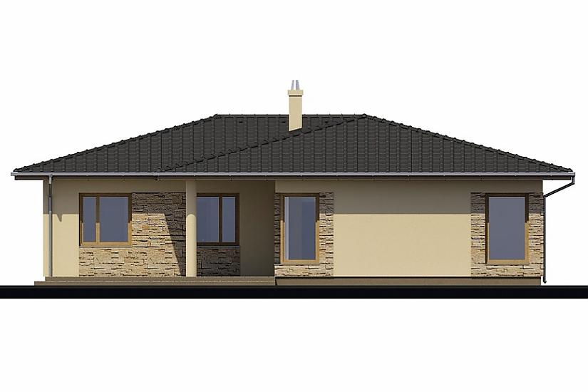 Projekt bungalovu Laguna 28 obr.271