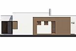 Projekt bungalovu Linear 321 obr.359