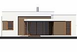 Projekt bungalovu Linear 321 obr.360