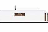 Projekt bungalovu Linear 321 obr.361