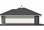 Projekt bungalovu Laguna 40 obr.368