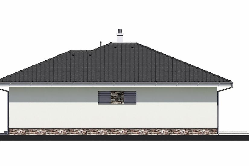 Projekt bungalovu Laguna 40 obr.370