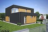 Projekt rodinného domu Linear 320 obr.374