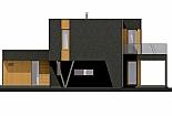 Projekt rodinného domu Linear 320 obr.377