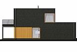 Projekt rodinného domu Linear 320 obr.379