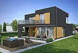 Projekt rodinného domu Linear 320 obr.382