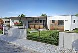Projekt bungalovu Linear 310 obr.411