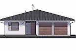 Projekt bungalovu Laguna 47 obr.421