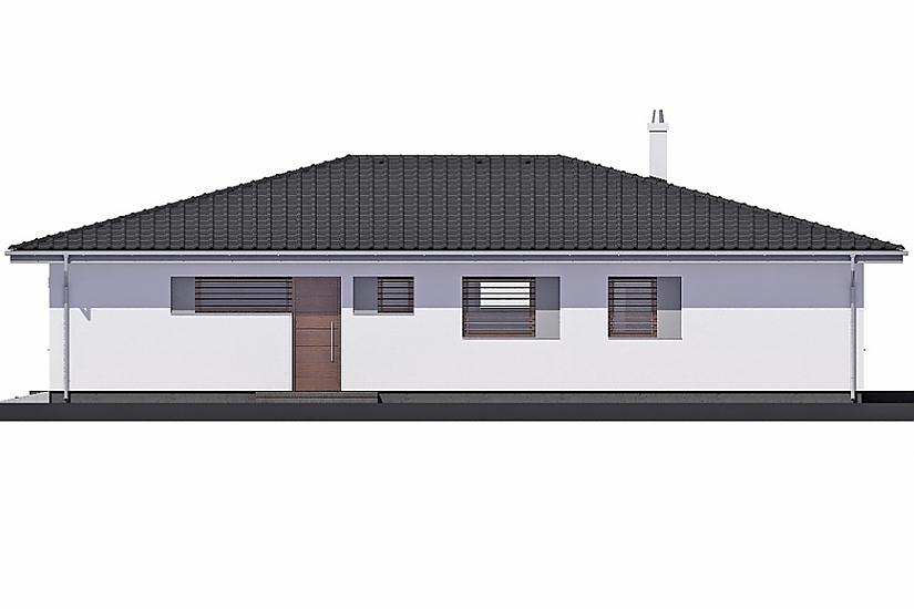 Projekt bungalovu Laguna 47 obr.422