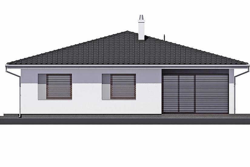 Projekt bungalovu Laguna 47 obr.423