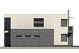 Projekt rodinného domu Linear 305 obr.440