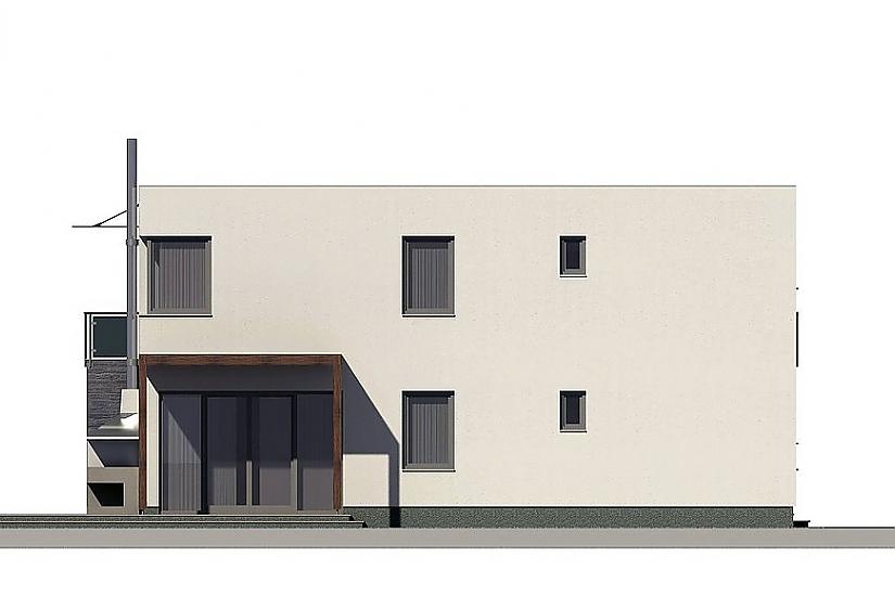 Projekt rodinného domu Linear 305 obr.442