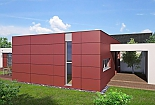 Projekt bungalovu Linear 301 obr.447